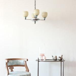 Hanglamp Franse art deco Lasting Living